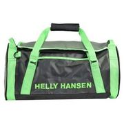 Helly Hansen Duffle Bag 2 Reisetasche 30L 50 cm, black green HELLY HANSEN