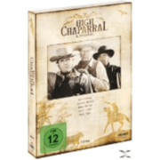 High Chaparral - 3. Staffel - (DVD) STUDIOCANAL GMBH