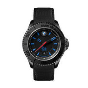 Ice Watch Herrenuhr BMW Motorsport Steel - Schwarz, big ICE WATCH