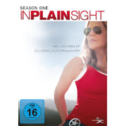 IN PLAIN SIGHT - SEASON 1 Drama DVD UNIVERSAL PICTURES V. (FRONT-V