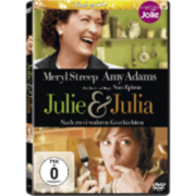 Julie & Julia Komödie DVD + Video Album SONY PICTURES HOME ENTERTAINME
