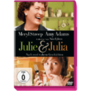 Julie & Julia Komödie DVD SONY PICTURES HOME ENTERTAINME