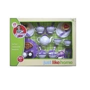 Just Like Home - Tee-Set, lila TOYS ´R´ US