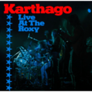 Karthago Live At The Roxy Rock CD INDIGO MUSIK GMBH
