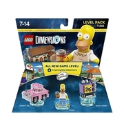 LEGO Dimensions - Level Pack, The Simpsons WARNER BROS.