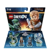 LEGO Dimensions - Team Pack 1, Jurassic World WARNER BROS.