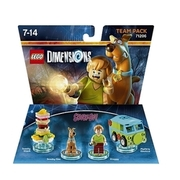 LEGO Dimensions - Team Pack 2, Scooby Doo WARNER BROS.