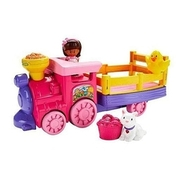 Little People - Zug, pink FISHER PRICE