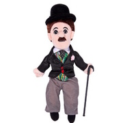 LITTLE THINKERS Puppe Charlie Chaplin BUTLERS
