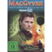 MacGyver - Staffel 3.2 TV-Serie/Serien DVD UNIVERSAL PICTURES V. (FRONT-V