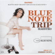 (Mixed By) Dj Maestro:Various - Blue Note Trip 9: Heat Up/Simm - (CD) UNIVERSAL MUSIC GMBH