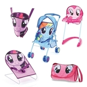 My Little Pony - Puppen Spielset, 5-tlg. HAUCK