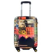 National Geographic Adventure of Life City China 4-Rollen Kabinentrolley 55 cm, city china NATIONAL GEOGRAPHIC