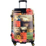 National Geographic Adventure of Life City China 4-Rollen Trolley 66 cm, city china NATIONAL GEOGRAPHIC