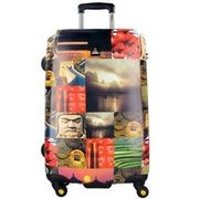 National Geographic Adventure of Life City China 4-Rollen Trolley 78 cm, city china NATIONAL GEOGRAPHIC