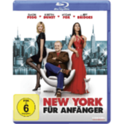New York für Anfänger Komödie Blu-ray CONCORDE HOME ENTERTAINMENT GM