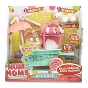Num Noms - Art Car mit Zubehör MGA ENTERTAINMENT