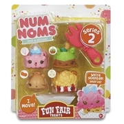 Num Noms - Serie 2: Starter Pack, Fun Fair Treats MGA ENTERTAINMENT