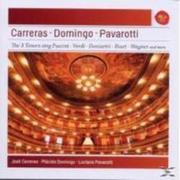 Various Pavarotti - Domingo - Carreras: Best Of The 3 Tenors Klassik CD SONY MUSIC ENTERTAINMENT (GER)