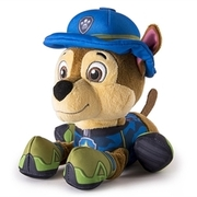 Paw Patrol - Plüschtier Welpe Jungle Chase, ca. 20 cm SPIN MASTER