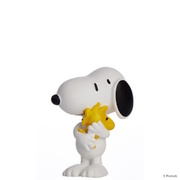 PEANUTS Spielzeugfigur Snoopy&Woodstock BUTLERS