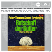 Peter-Thomas-Sound-Orchestra - Mysteries Of The Gods (Jazz Club) - (CD) UNIVERSAL MUSIC GMBH