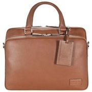 Picard Authentic Aktentasche Leder 38 cm, cognac PICARD