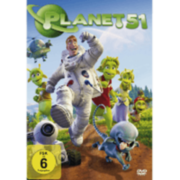 Planet 51 Animation/Zeichentrick DVD SONY PICTURES HOME ENTERTAINME