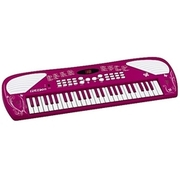 Play On - 49 Tasten Keyboard, pink TOYS ´R´ US