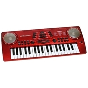 Play On - Keyboard 37 Tasten, rot TOYS ´R´ US