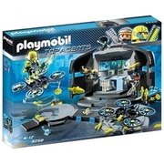 PLAYMOBIL - Dr. Drone´s Command Center - 9250 PLAYMOBIL