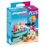 PLAYMOBIL Mutter mit Baby-Wickeltisch 5368 PLAYMOBIL®