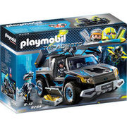 PLAYMOBIL® Top Agents Dr. Drone Pick-up 9254 PLAYMOBIL®