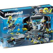 PLAYMOBIL® Top Agents Dr. Drone´s Command Center 9250 PLAYMOBIL®