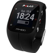 Polar Fitnesstracker Polar M400, schwarz POLAR