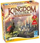 Queen Games Kingdom Builder - Spiel des Jahres 2012 QUEEN GAMES