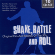 Rattle And Roll Various Shake Original Hits And Rarities Of The 50s Rock CD MEMBRAN MEDIA GMBH