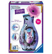 Ravensburger 3D Puzzle Girly Edition Vase Animal Trend 216 Teile RAVENSBURGER