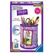 Ravensburger - 3D Puzzle: Girly Girl Utensilo Pferde RAVENSBURGER