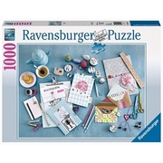 Ravensburger - Puzzle: Do it yourself, 1000 Teile RAVENSBURGER