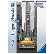 Ravensburger - Puzzle: New York Taxi, 1000 Teile RAVENSBURGER