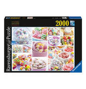 Ravensburger Puzzle Sweets 2000 Teile RAVENSBURGER