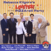 Rebecca Kilgore - Rebecca Kilgore´s Lovefest At The Pizzarelli Party - (CD) REBEAT MUSIC VERTRIEBS GMBH