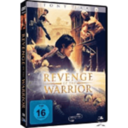 REVENGE OF THE WARRIOR - (DVD) CARGO RECORDS GERMANY