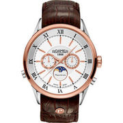 Roamer Herrenuhr Superior Moonphase ´´508821 49 13 05´´ ROAMER