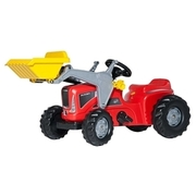 Rolly Toys - rollyKiddy Futura mit rollyKid Lader rot ROLLY TOYS