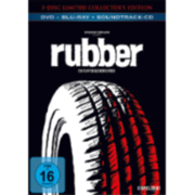 Rubber (Limited Edition) - (Blu-ray + DVD) ALIVE VERTRIEB & MARKETING AG