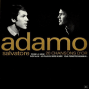 Salvatore Adamo - 20 Chansons D´or - (CD) WARNER MUSIC GROUP GERMANY