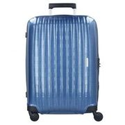 Samsonite Chronolite Spinner 4-Rollen Trolley 75 cm, dark blue SAMSONITE
