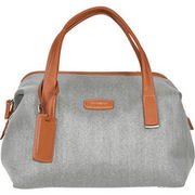 Samsonite Lite DLX Beautycase 37 cm, ash grey SAMSONITE